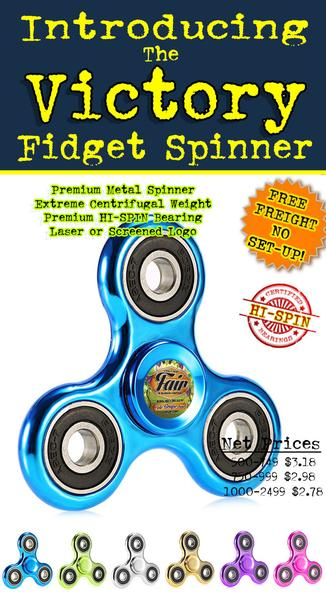 premium quality metal fidget spinners