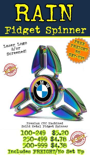 New Premium Quality Metal Fidget Spinners
