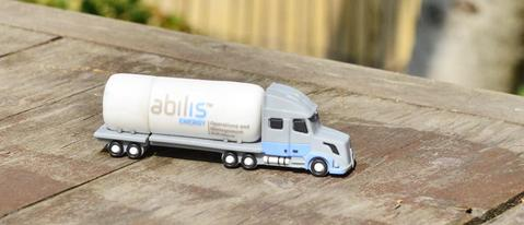 truck shaped usb custom flash drive