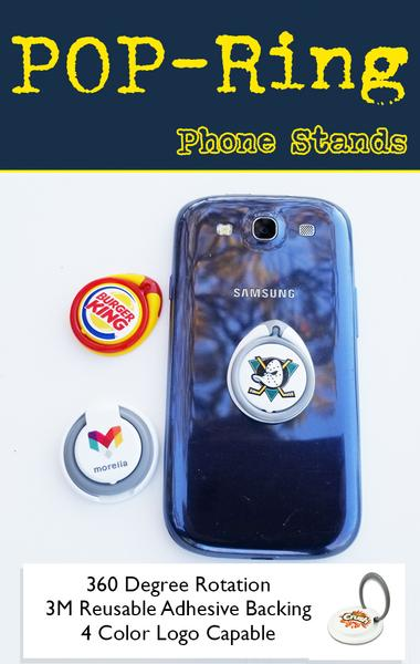 popsocket for tradeshow promotional POP ohone grip