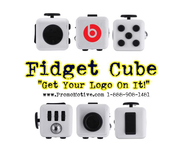 fidget cube for tradeshows