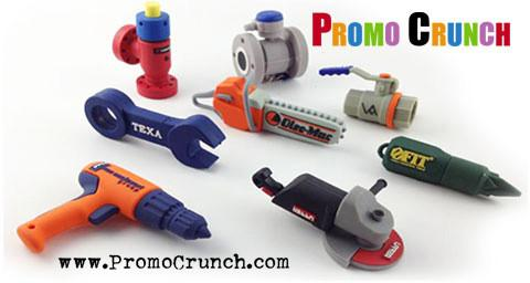 custom tool shaped usb flash drives