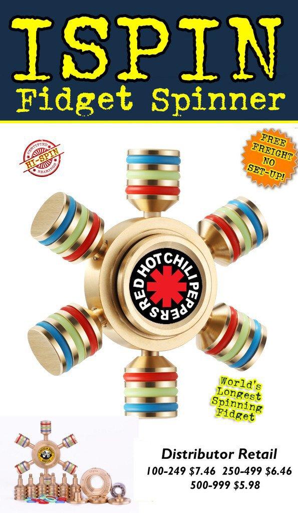 The world's best fidget spinner