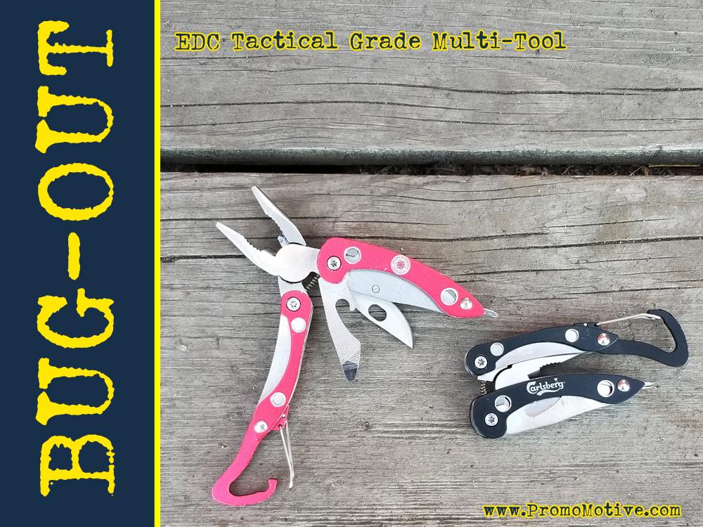 edc multi tool for tradeshow swag