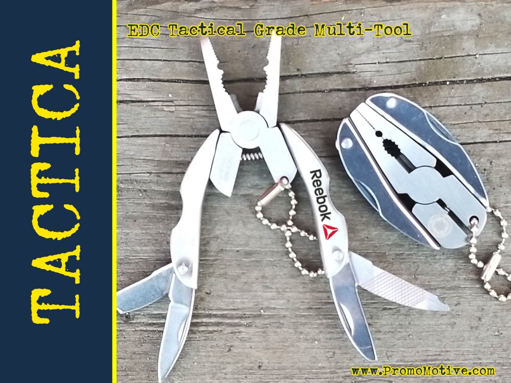edc multi tool for trade shows and b2b swag