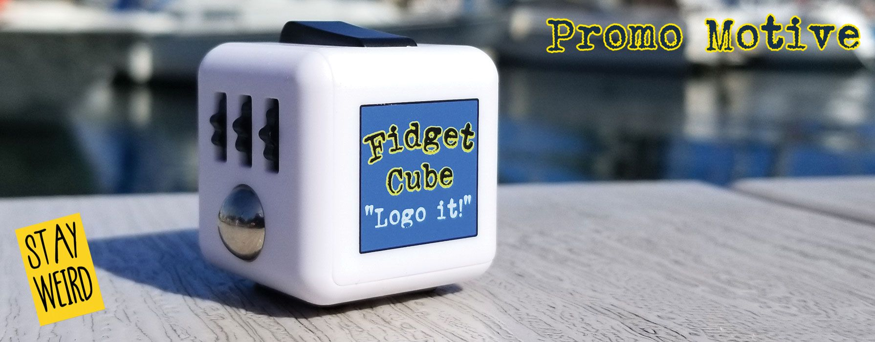 fidget cube for promotional product