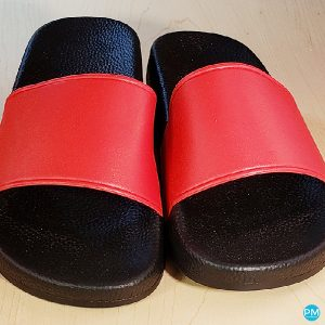 red-and-black-slides-and-sandals