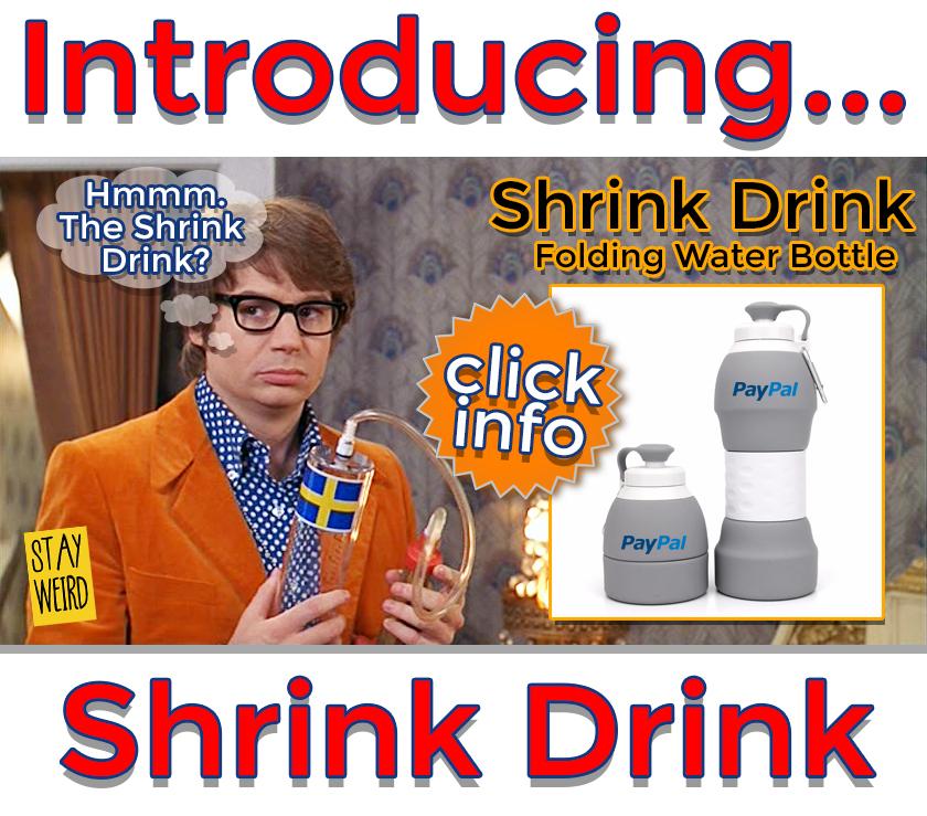 shrink drink water bottle