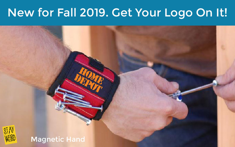 magnetic wrist band promotional product